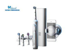 Sczoteczka elektryczna oral-B